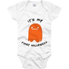 First Halloween Onesies