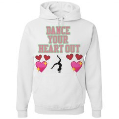 Dance your heart out