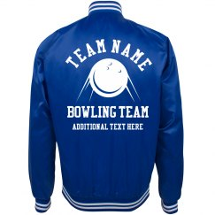 Custom Bowling Team Member