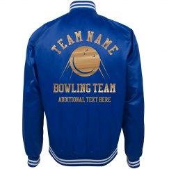 Custom Bowling Team Member
