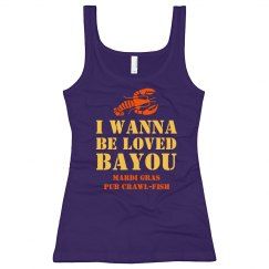 I Wanna Be Loved Bayou