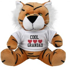 Cool Grandad Tiger