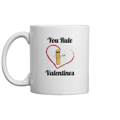 You rule valentines