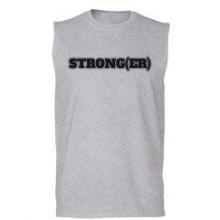 STRONG(ER) for him