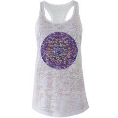 Colorful Mandala Top