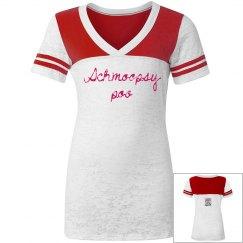 Schmoopsy poo (football T