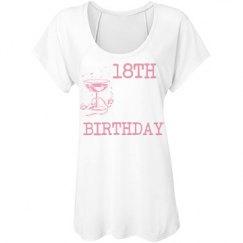 Pink 18TH Birthday