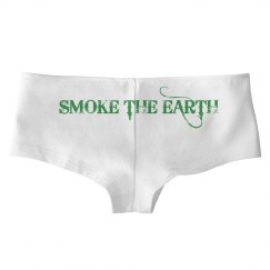 Smoke The Earth - Panties