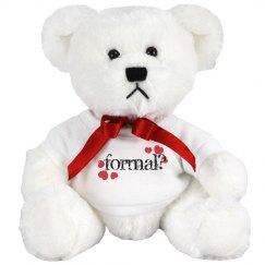 Formal Dance Cuddly