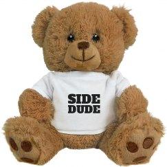 SIDE DUDE TIGER