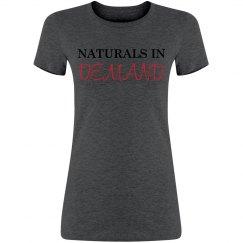 Naturals in Demand