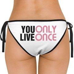 YOLO Bikini Bottom