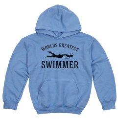 World's greatest Swimmer