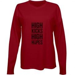 High Kicks High Hopes