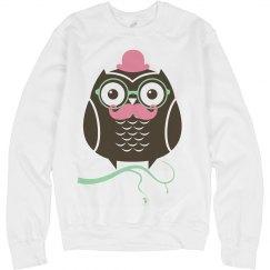 Design a Fun Owl Sweater