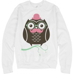 Design a Fun Owl Sweater