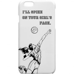 Funny Volleyball IPhone 6 Case