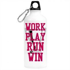 Work Hard to Win