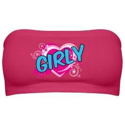 Girl Bandeau Top