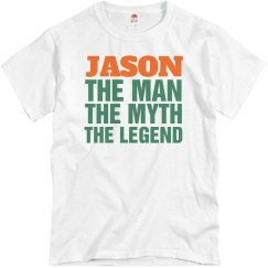 Jason the man