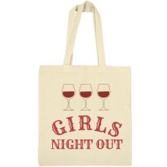 Girls Night Out Tote