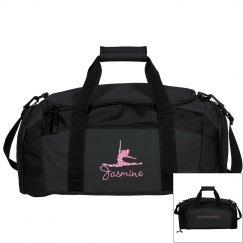 Dance Bag (Pink Glitter)