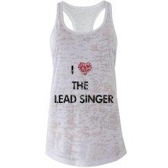 <3 the lead singer tee