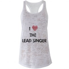<3 the lead singer tee