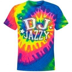 Colour Crazy DJ JAZZY Tee
