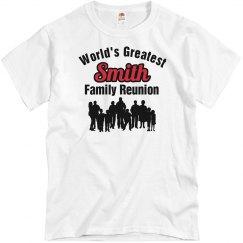 Smith Family Reunion