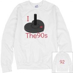 Unisex I love the 90s