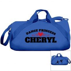 Cheryl, dance princess