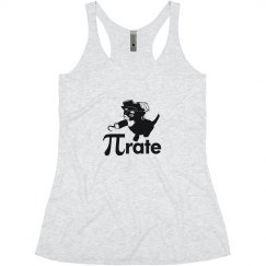 Cat Pirate Tank Top