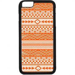 Orange Tribal Love