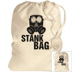Stank Bag Mask Laundry Bag