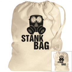 Stank Bag Mask Laundry Bag