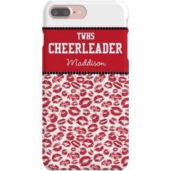 Custom Cheer iPhone Case