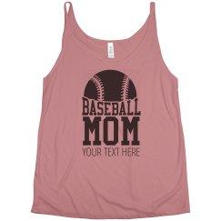 The Trendiest Baseball Mom Design