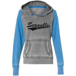 Seagulls Hoodies for Girl