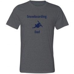 Snowboarding Dad