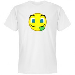 Money In Mouth Emoticon Tee