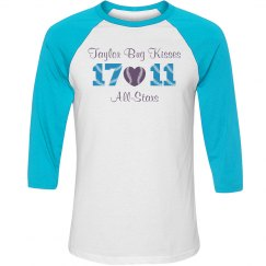 TBK All Stars_Turquoise