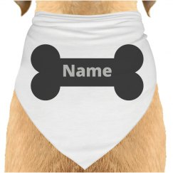 Customized Dog Bandanas