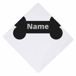 Customized Dog Bandanas