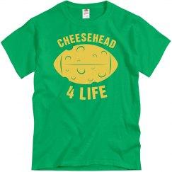 Cheesehead 4 Life