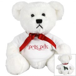 Pets PDX Brown Teddy Bear