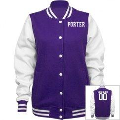 Porter Robinson Varsity Jacket
