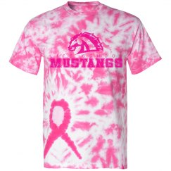 Life Mustangs Pink Out Tee