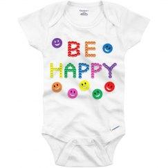 Be Happy Romper