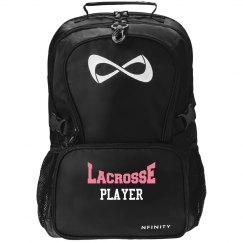 Lacrosse Player Bag
